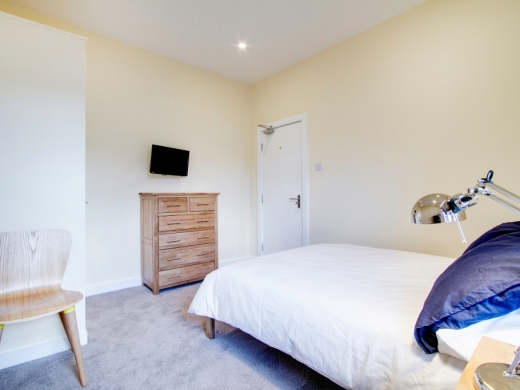 21 Booth Avenue 6 Bedroom Manchester Student House Bedroom 6