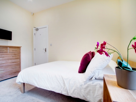 21 Booth Avenue 6 Bedroom Manchester Student House bedroom 10