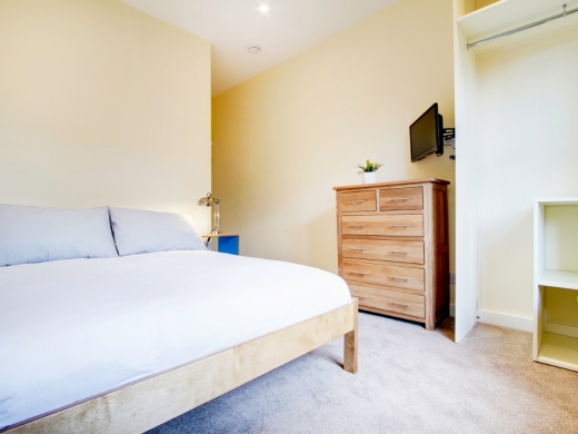 21 Booth Avenue 6 Bedroom Manchester Student House bedroom 8