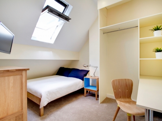 21 Booth Avenue 6 Bedroom Manchester Student House Bedroom 1