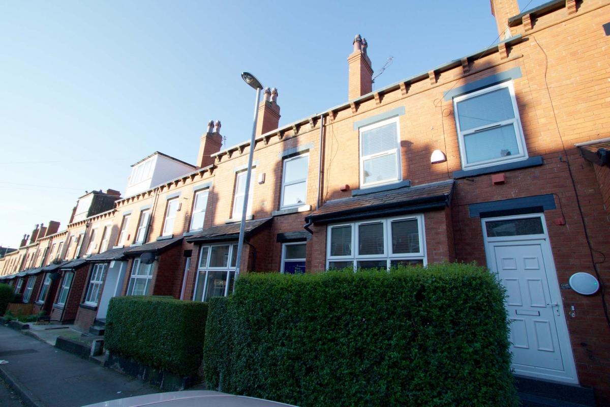 25 Hessle Terrace, Leeds