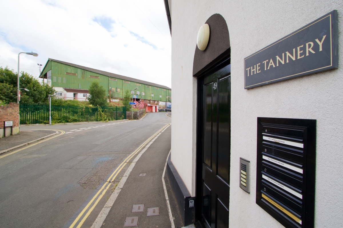 1 The Tannery, Exeter