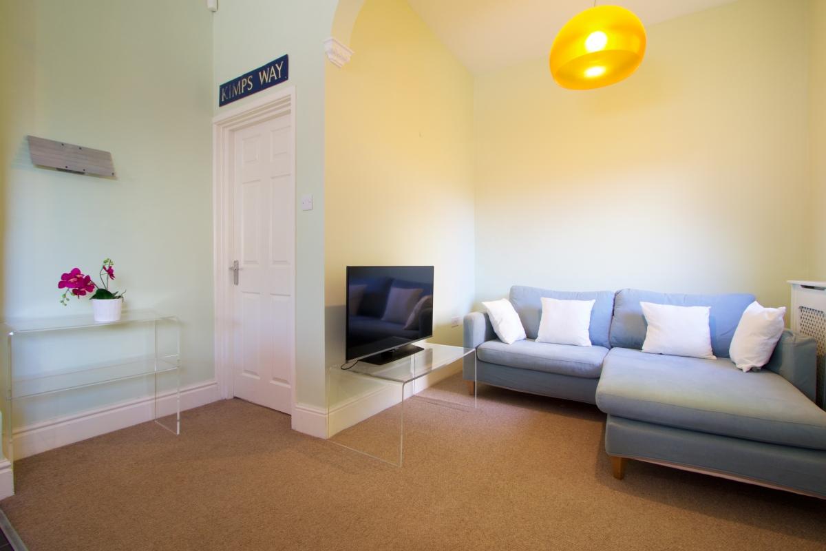 Living Room Nottingham 2 forest grove, arboretum nottingham student house | student cribs