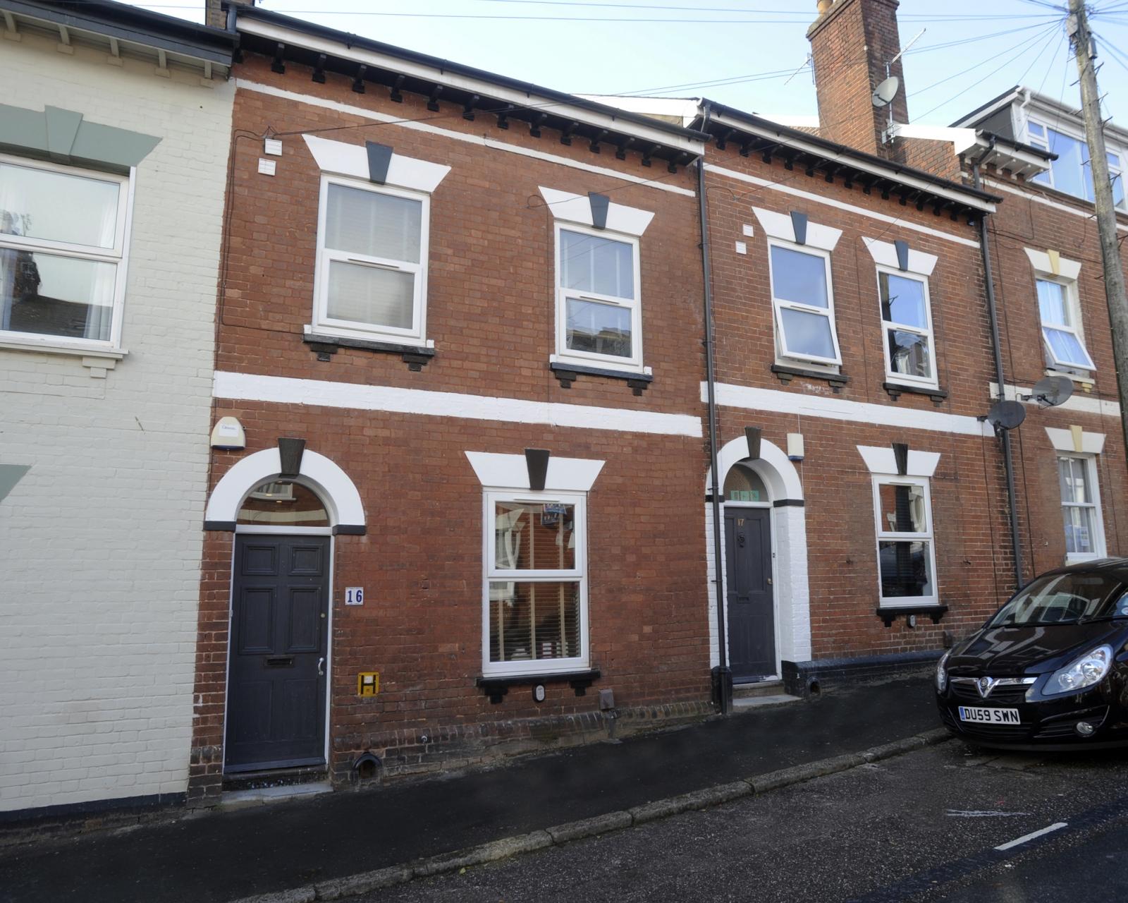 16 Victoria Street, Exeter