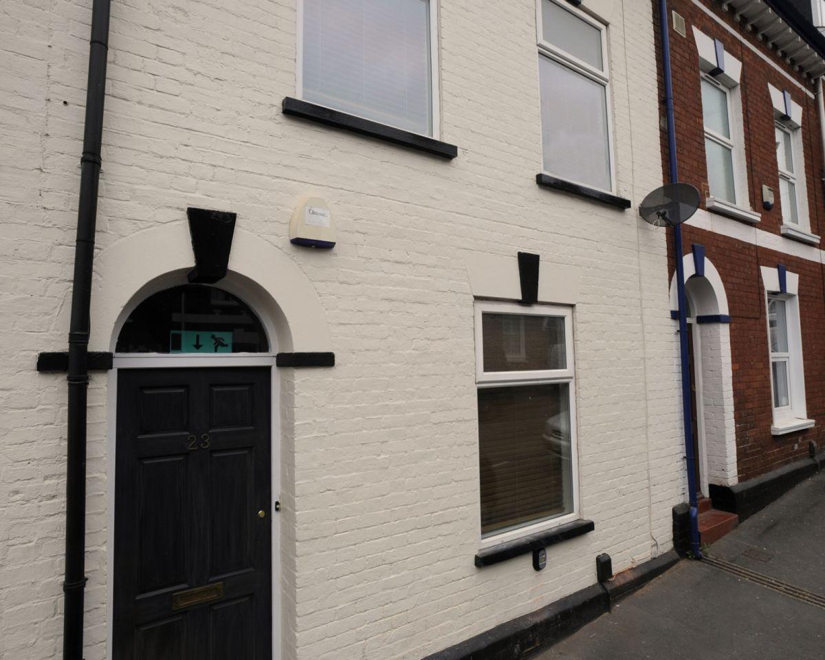 23 Victoria Street, Exeter