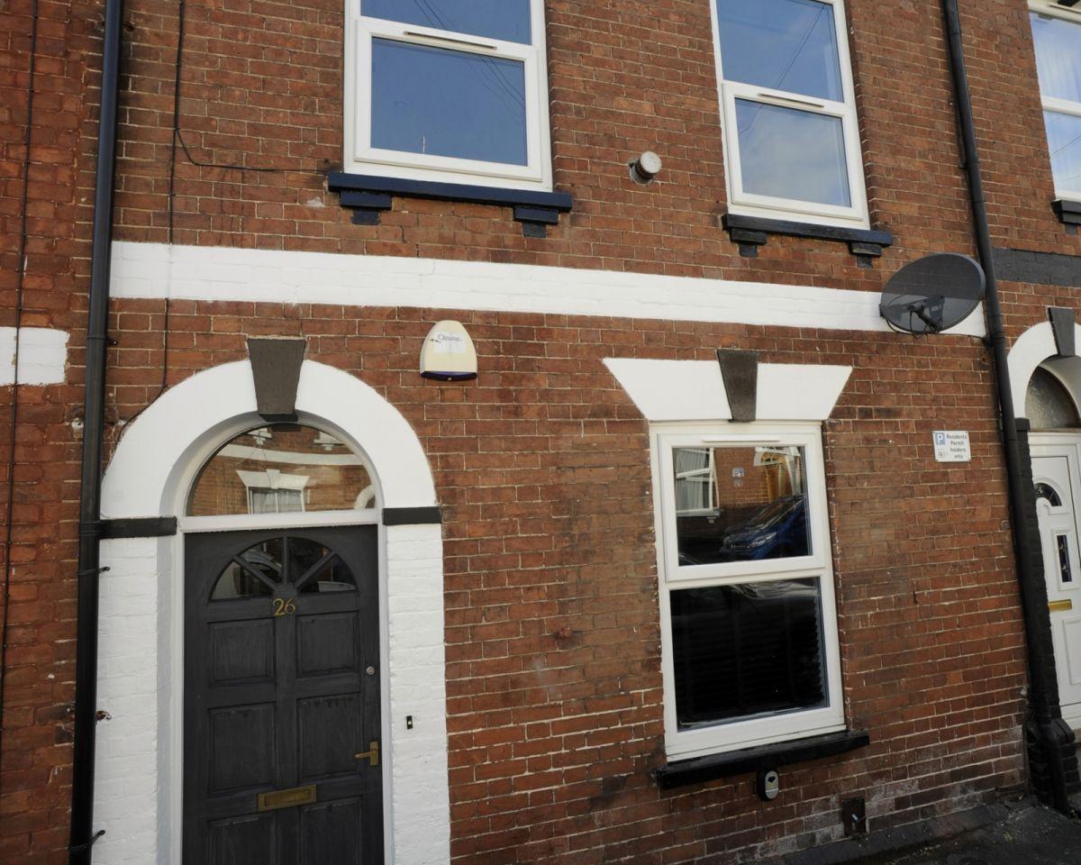 26 Victoria Street, Exeter