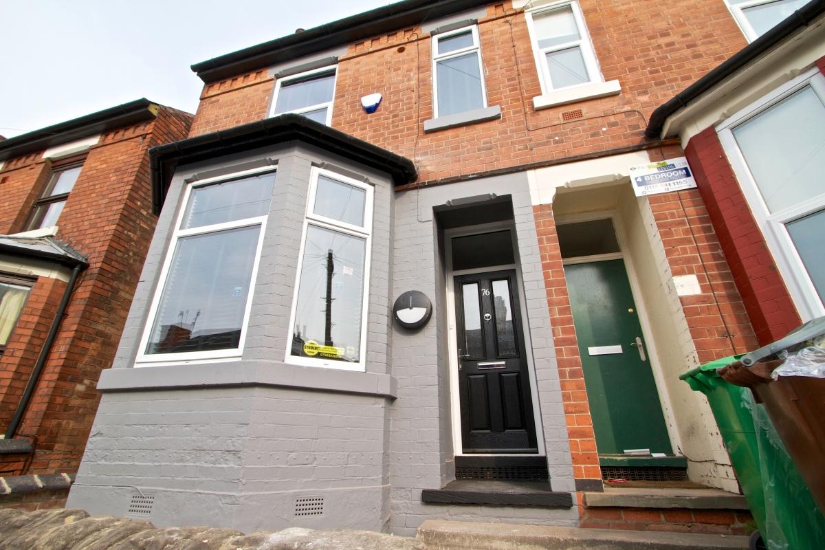 76 Kimbolton Avenue, Nottingham