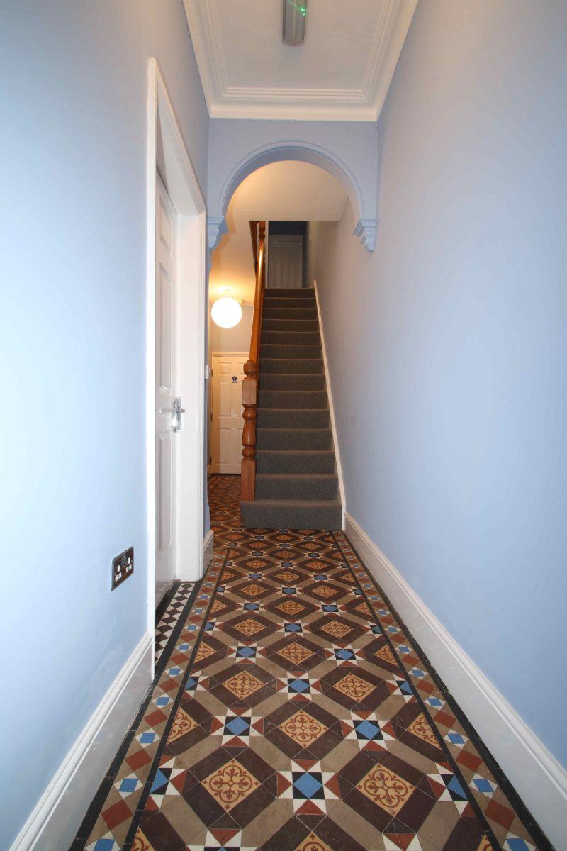 17YR Hallway