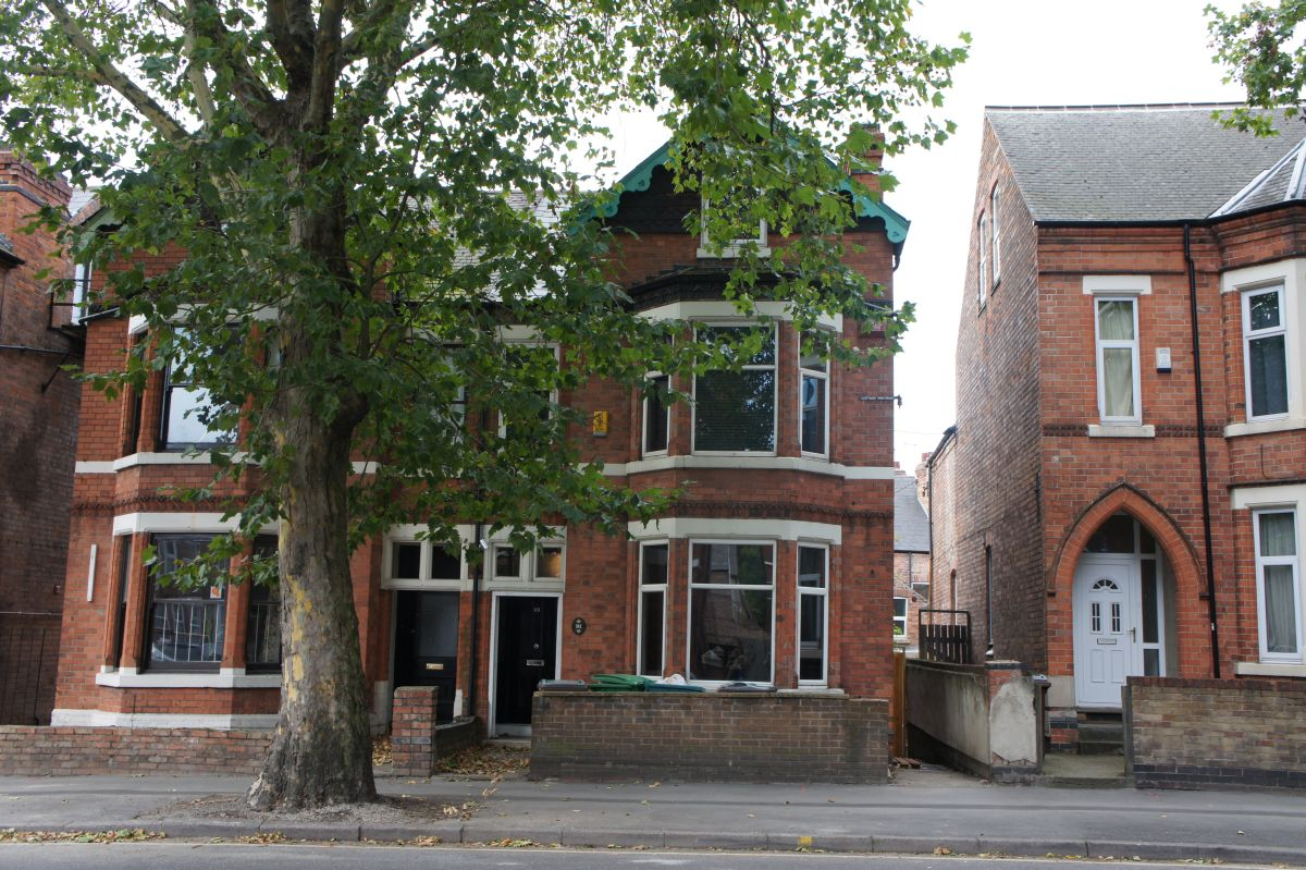 87 Lenton Boulevard, Nottingham