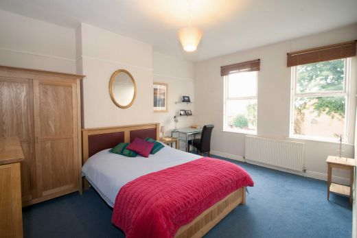 18 Consort Terrace 6 Bedroom Leeds Student House Bedroom 1