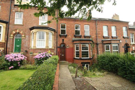 18 Consort Terrace 6 Bedroom Leeds Student House Exterior
