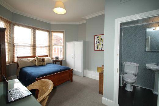63 Waverley Road Redland Student House Bedroom 2