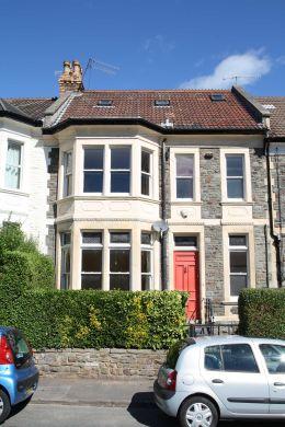 63 Waverley Road Redland Student House Exterior Shot