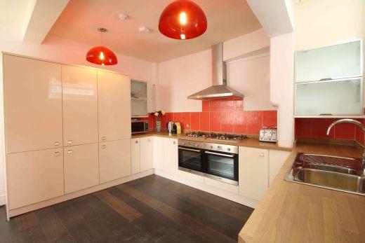 33 Fishergate 10 Bedroom York Student House kitchen