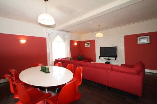 33 Fishergate 10 Bedroom York Student House living room 2