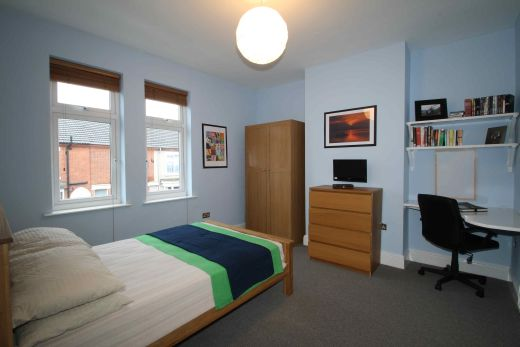 17 York Road 6 Bedroom Loughborough Student House Bedroom 2