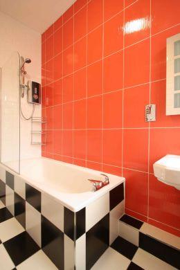 17 York Road 6 Bedroom Loughborough Student House Bathroom 2