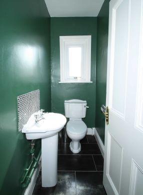 67a Cromwell Street 10 Bedroom Nottingham Student House bathroom 4