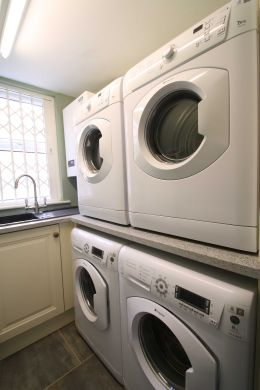 67a Cromwell Street 10 Bedroom Nottingham Student House laundry