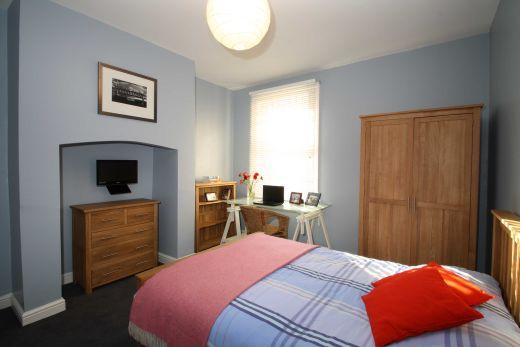 67a Cromwell Street 10 Bedroom Nottingham Student House bedroom 1