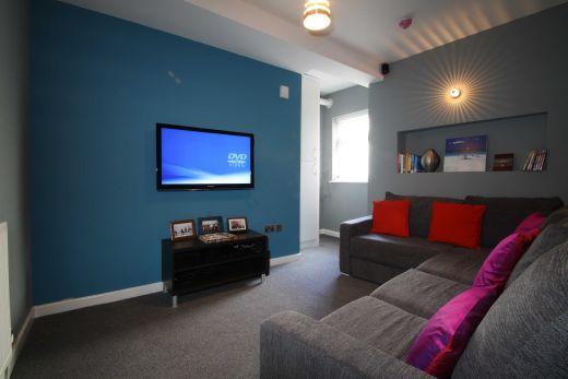 62 Lenton Boulevard 6 Bedroom Nottingham Student House Living Room 1