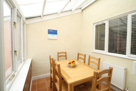 53 Purley Road Cirencester Student House Dining Room