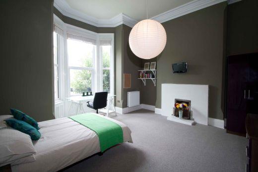 Waverley Street 4 Bedroom Nottingham Student House bedroom 1