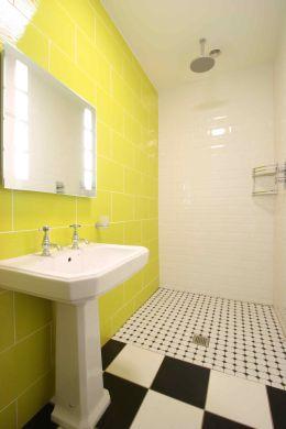 Waverley Street 4 Bedroom Nottingham Student House bathroom 1