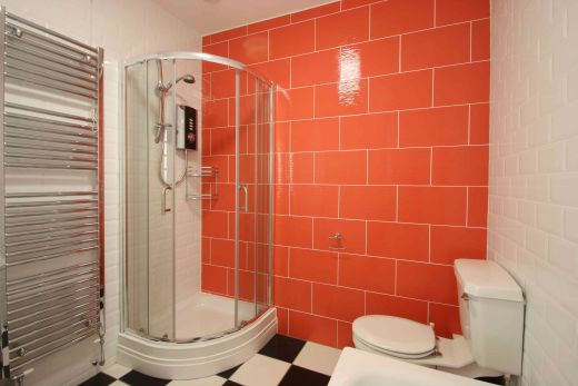 Waverley Street 4 Bedroom Nottingham Student House bathroom 2