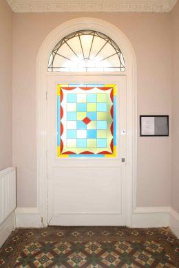 Waverley Street 4 Bedroom Nottingham Student House Front Door