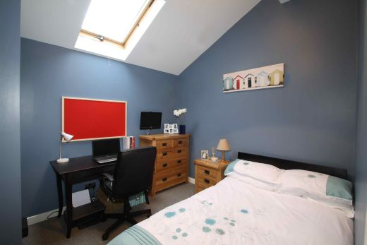 12 Amherst Road 9 Bedroom Manchester Student House Bedroom 1