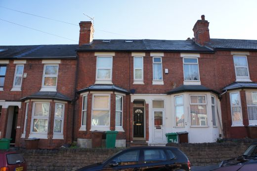 78 Rothesay Avenue 5 Bedroom Nottingham Student House exterior