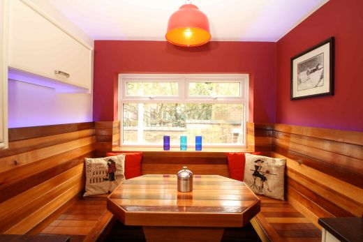 78 Rothesay Avenue 5 Bedroom Nottingham Student House Dining Room