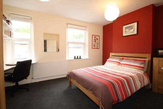 78 Rothesay Avenue 5 Bedroom Nottingham Student House bedroom 1