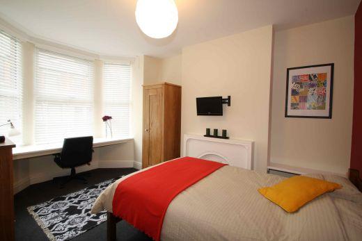 78 Rothesay Avenue 5 Bedroom Nottingham Student House bedroom 2