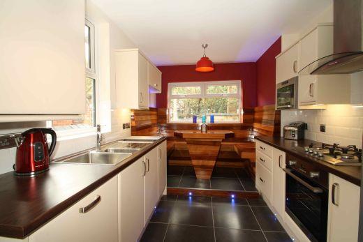 78 Rothesay Avenue 5 Bedroom Nottingham Student House Kitchen