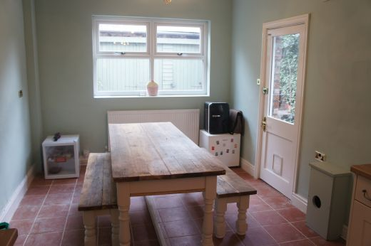 62 Haxby Road 6 Bedroom York Student House Dining