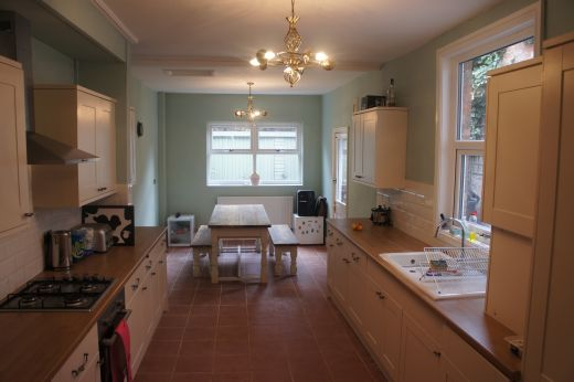 62 Haxby Road 6 Bedroom York Student House Kitchen