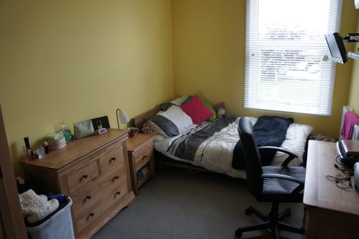 62 Haxby Road 6 Bedroom York Student House bedroom