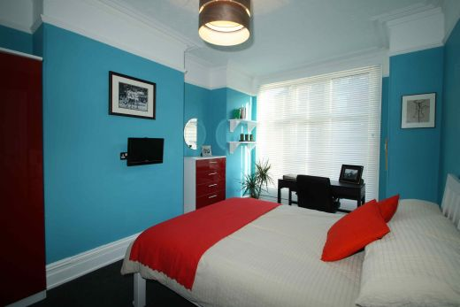 25 Brudenell View 5 Bedroom Leeds Student House bedroom 1