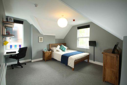 91 Lenton Boulevard 8 Bedroom Nottingham Student House bedroom 2