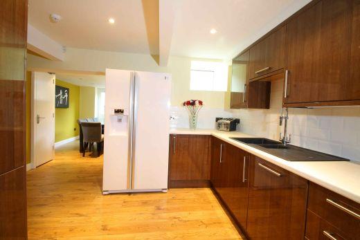 91 Lenton Boulevard 8 Bedroom Nottingham Student House Kitchen 1