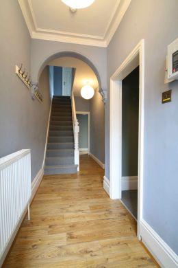 91 Lenton Boulevard 8 Bedroom Nottingham Student House corridor