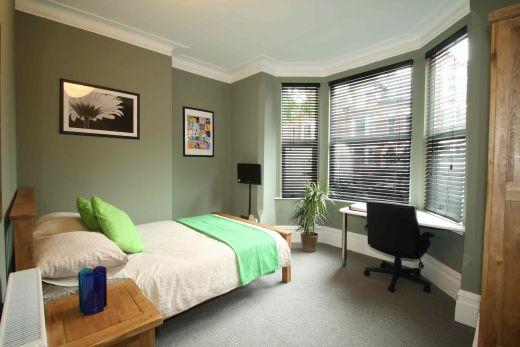 91 Lenton Boulevard 8 Bedroom Nottingham Student House bedroom 3