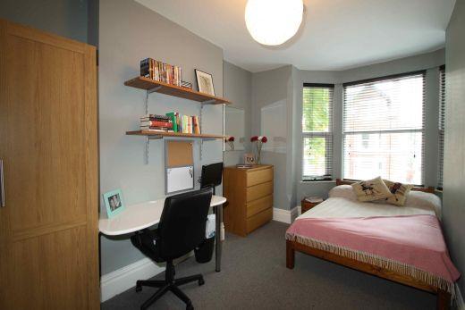 91 Lenton Boulevard 8 Bedroom Nottingham Student House bedroom 1