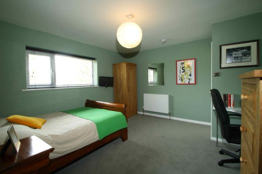 17 St Michaels Road Cirencester Student House Bedroom 2