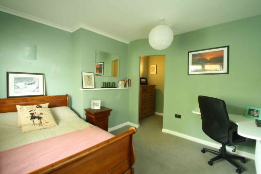 17 St Michaels Road Cirencester Student House Bedroom