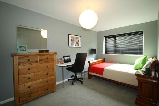17 St Michaels Road Cirencester Student House Bedroom 4