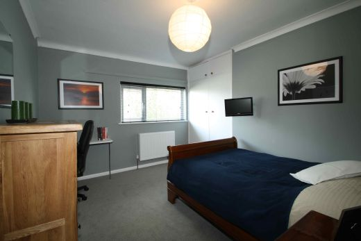 17 St Michaels Road Cirencester Student House Bedroom 3