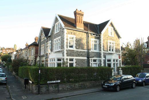 70 Waverley Road Redland Student House Exterior Shot